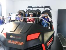 Učenici Savremene škole koriste VR Starship