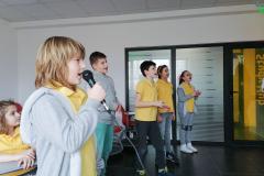 Karaoke u školi