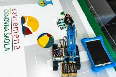 Robot za decu u Savremenoj školi