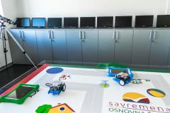 Moderno opremljena učionica u osnovnoj školi