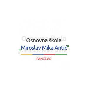 """Osnovna škola """"Miroslav Mika Antić"""", Pančevo"""