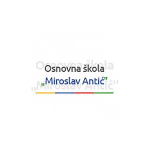 """Osnovna škola """"Miroslav Antić"""""""