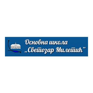 """Osnovna škola """"Svetozar Miletić"""""""