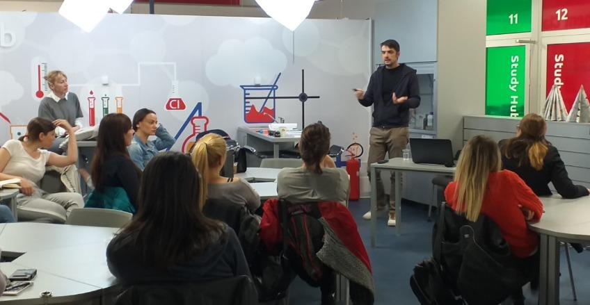 Održan seminar o upotrebi tehnologija