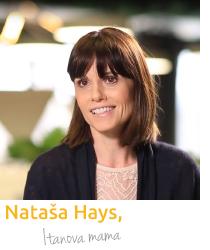 Nataša Hays, Itanova mama