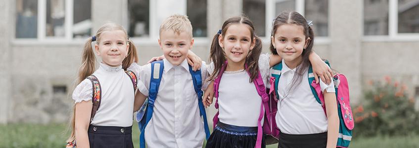 oblačenje u školi