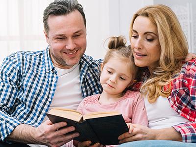 čitanje se detetom
