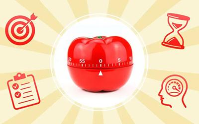 Kuhinjski tajmer u obliku paradajza