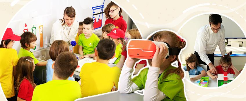 Savremena osnovna škola je mesto u kome učenici rado provode vreme
