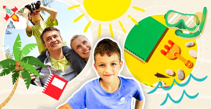 Kako da vaše dete tokom odmora ne zaboravi sve što je do sada naučilo?
