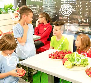 Osnovci uče da pripremaju zdrave obroke u Savremenoj