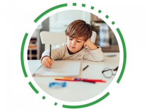 rutina učenja, igre i odmora