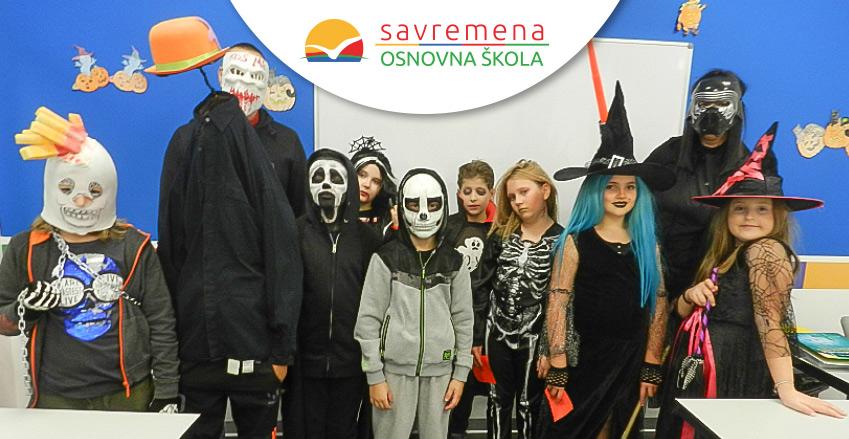 Prvi veliki Halloween maskenbal u Savremenoj: Vilenjaci i čarobnjaci ili zle vile i veštice?