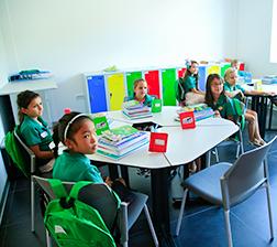 Učenici na početku godine