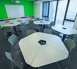 Kružno sedenje u učionicama