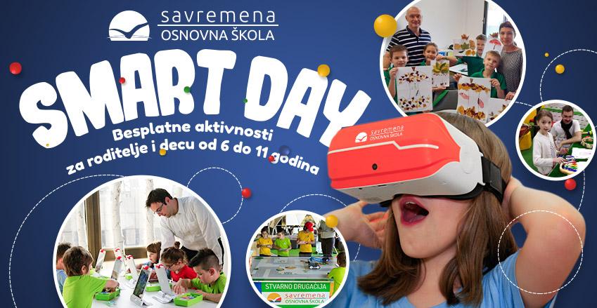 Ne propustite Family SMART Day: Besplatne aktivnosti za roditelje i decu od 6 do 11 godina