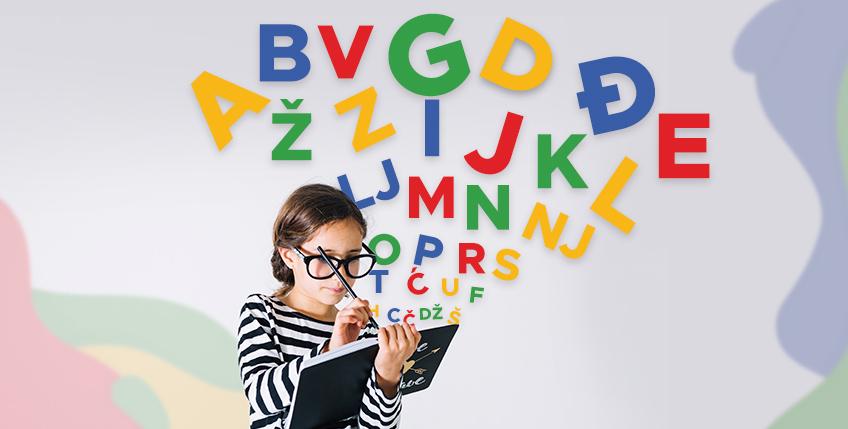 Kako da vaše dete nauči azbuku bez muke?
