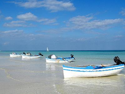 Obala u Tunisu