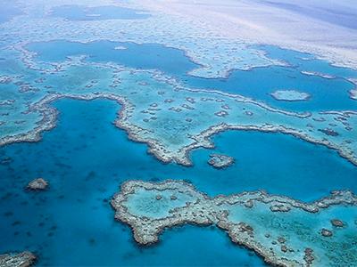 Australija iz ptičije perspektive