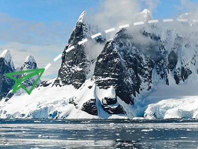 Kontinent Antarktik
