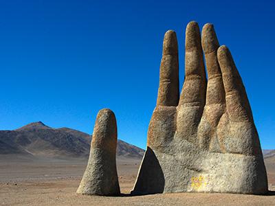 Čile, Atakama