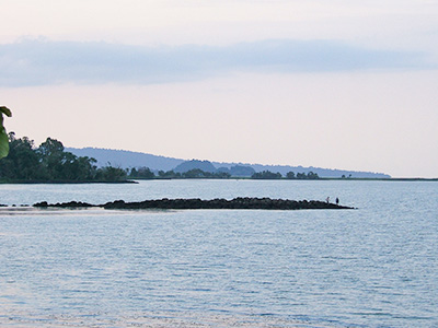 Jezero Tana