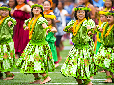 Hula, tradicionalni ples