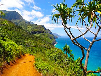 Netaknuta priroda na Havajima