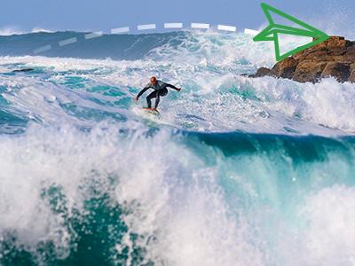 Surfovanje na Havajima
