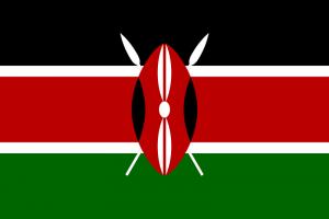 Kenija zastava