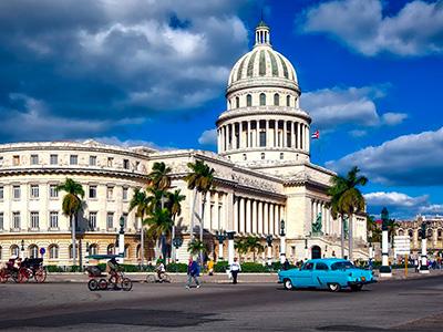 Havana, El Kapitolio