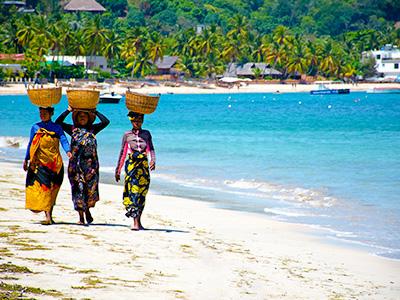Plaža na Madagaskaru
