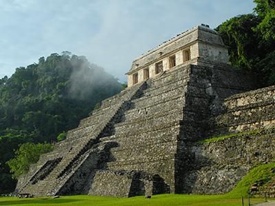Piramide Maja