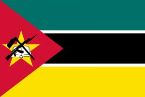 Mozambik zastava