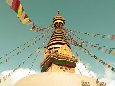 Hram u Nepalu