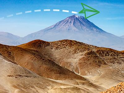 Vulkan, Peru
