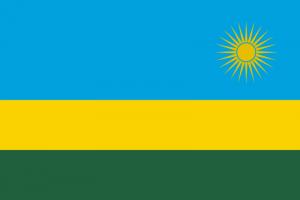 Ruanda zastava