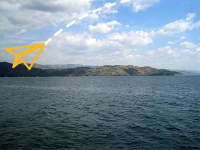 Jezera u Ruandi