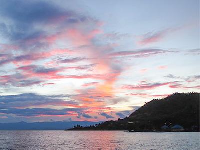Jezero, Ruanda