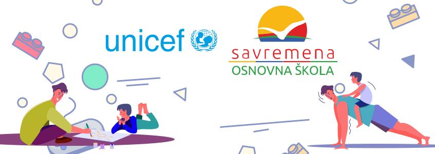 UNICEF izazov za roditelje