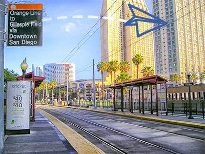 Urbani deo San Dijega