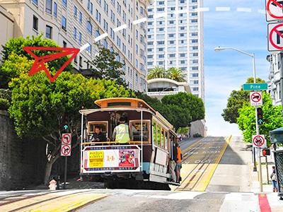 Tramvaj u San Francisku