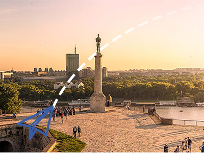 Kalemegdan, Beograd