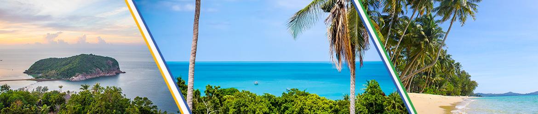 Tajlandska ostrva