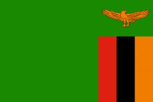 Zambia zastava