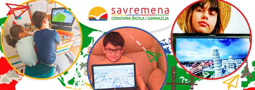deca su posetila Italiju i toranj u Pizi