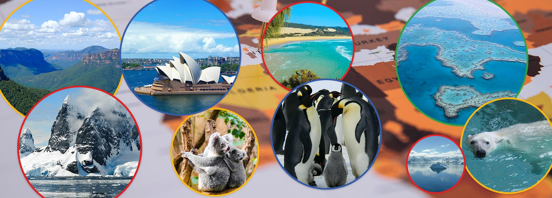 Australija i Antarktik