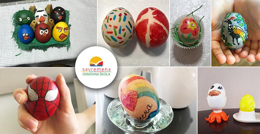 Savremeni umetnici: Remek-dela na uskršnjim jajima