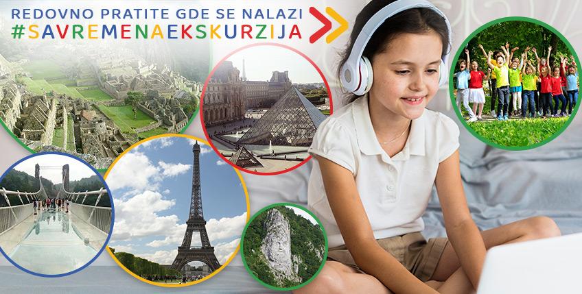 #Savremenaekskurzija, dan 3: Naša afrička avantura počinje u Maroku, Alžiru, Tunisu i Egiptu