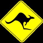 Znak Kengur